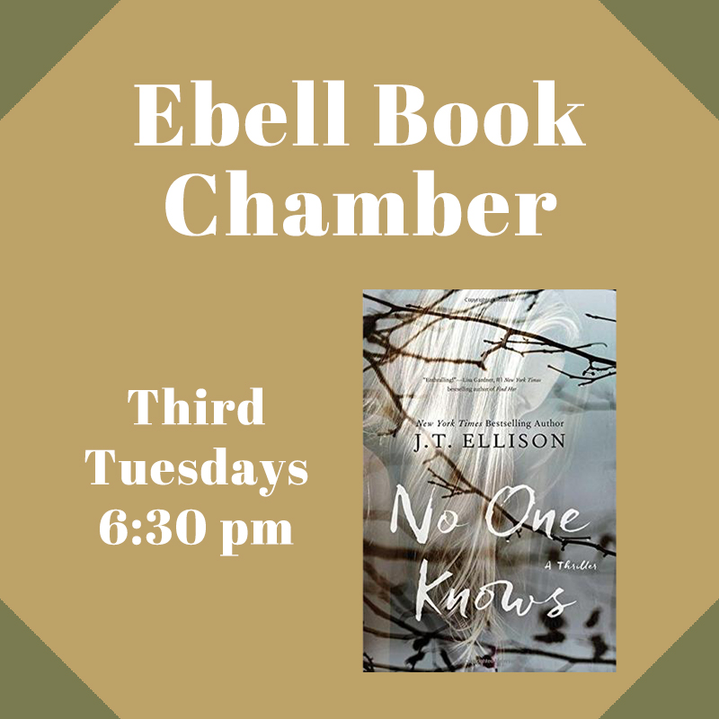 Ebell Book Chamber for January 2021