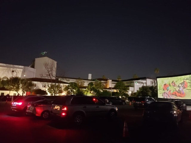 Ebell of LA Movie Drive in