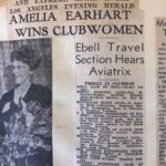Archives. Amelia Earhart