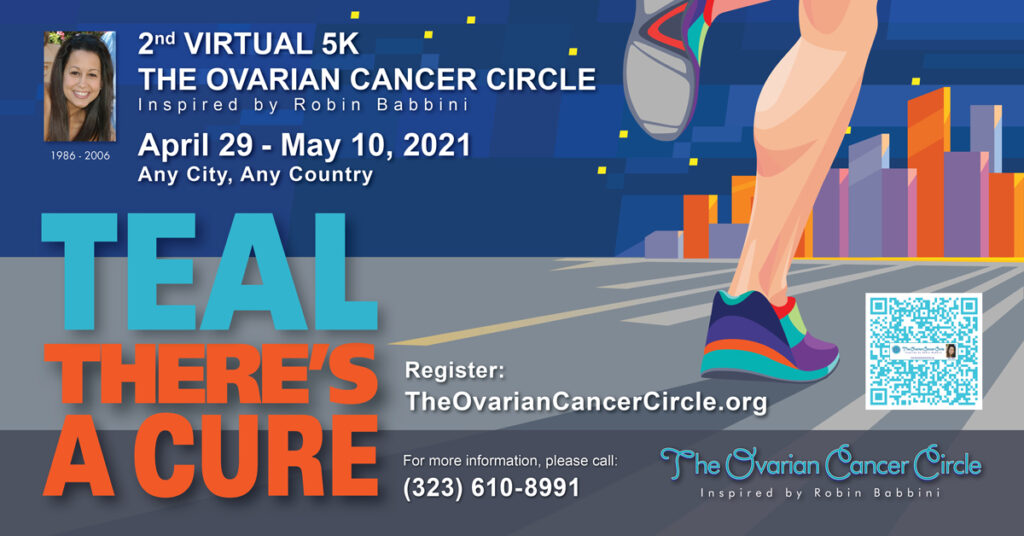 The Ovarian Cancer Cirle Walk Run