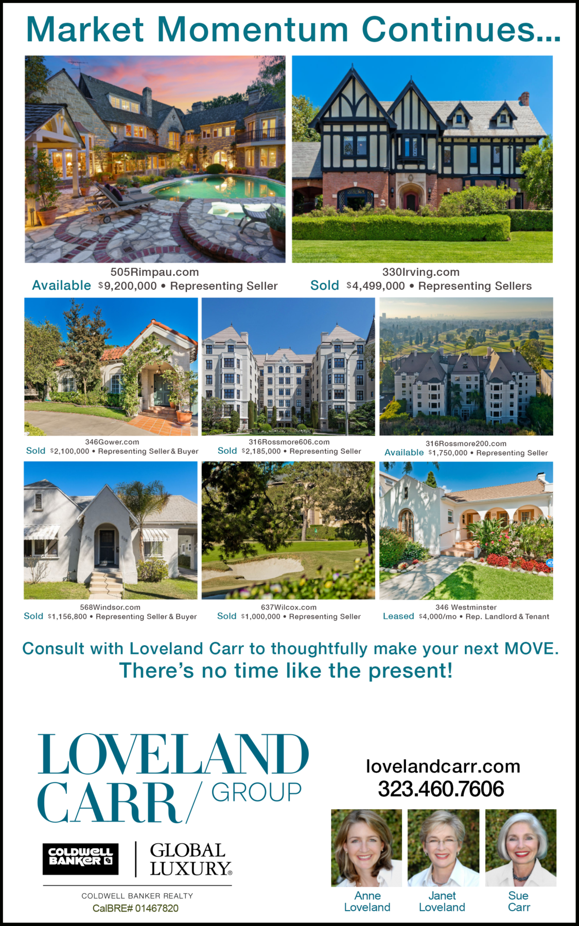Loveland Carr May Advertisement