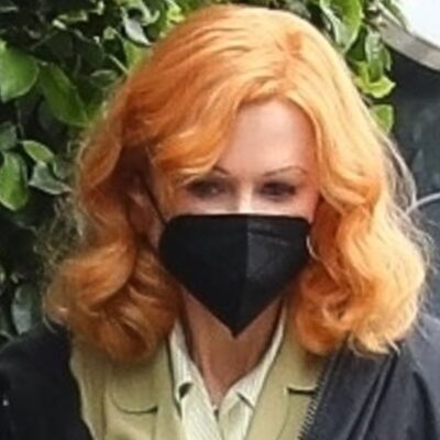 nicole kidman filming Lucille Ball movie at the Ebell